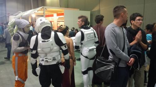 """""""Encontramos ela, Lord Vader."""""""