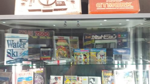 Atari 7800! Isso não é uma placa de vídeo!