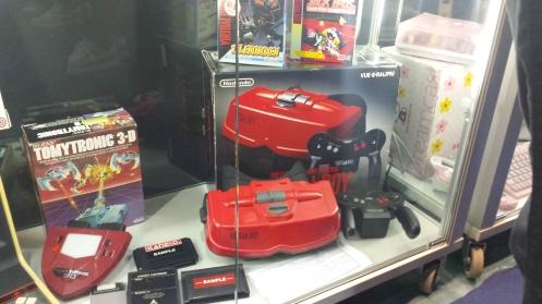 Ele existe! O Virtual Boy existe!