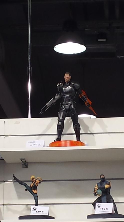 Olá Cap. Shepard