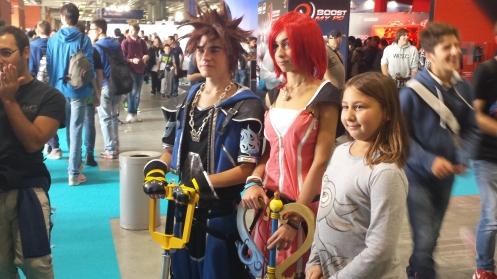 Kingdom Hearts. Se existe um motivo para ter um PS2, é esse.