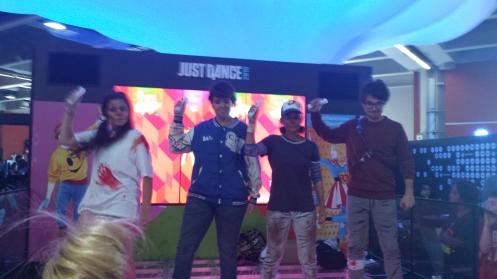 Zumbis também dançam!