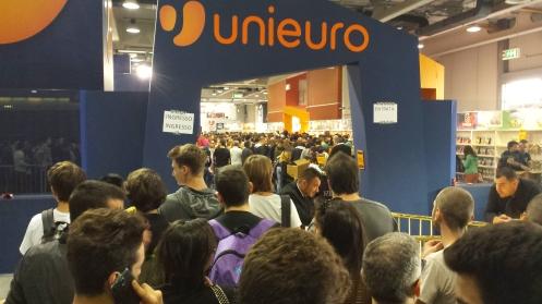 Uma das lojas da europa, vendendo jogos a 5, 10, 15 euros, ou mais...