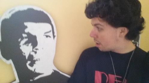 Spock, é você mesmo?!